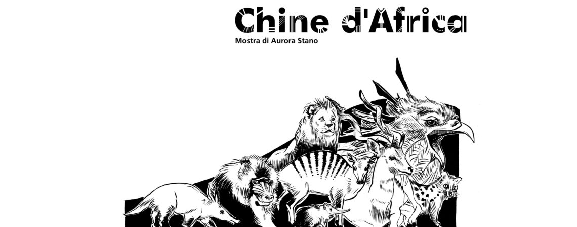 Mostra CHINE D'AFRICA
